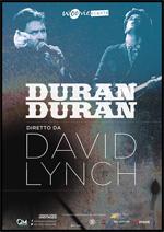 Locandina Duran Duran - Unstaged