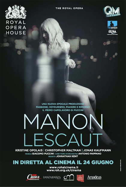 Royal Opera House: Manon Lescaut in streaming & download