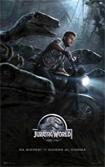 Locandina italiana Jurassic World