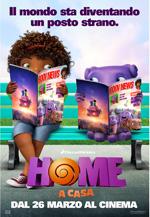 Poster Home - A Casa  n. 1