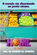 Poster Home - A Casa  n. 2