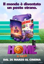 Poster Home - A Casa  n. 4
