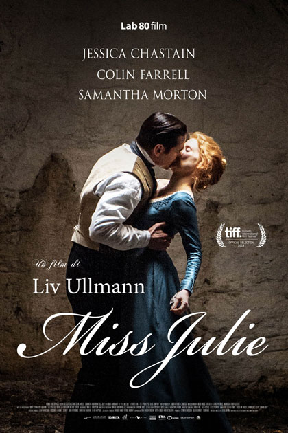 Miss Julie in streaming & download