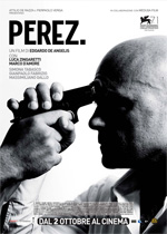 Locandina Perez.