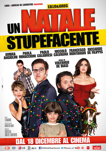 Un Natale stupefacente in streaming & download