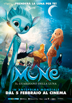 Locandina italiana Mune - Il guardiano della luna