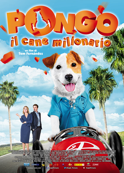 Pongo: Il cane milionario in streaming & download