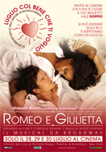 Trailer Il musical da Broadway: Romeo e Giulietta