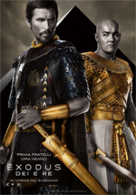 Locandina Exodus - Dei e Re