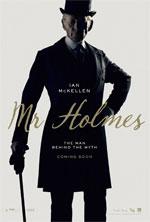 Poster Mr. Holmes - Il mistero del caso irrisolto  n. 1