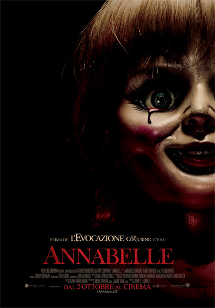 Annabelle in streaming & download