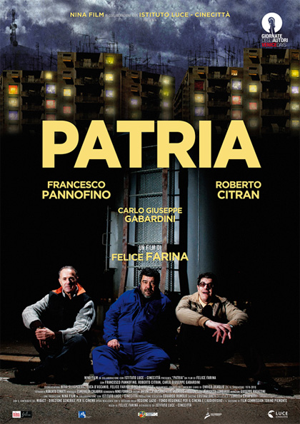 Patria in streaming & download