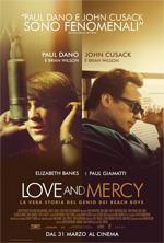 Locandina Love and Mercy
