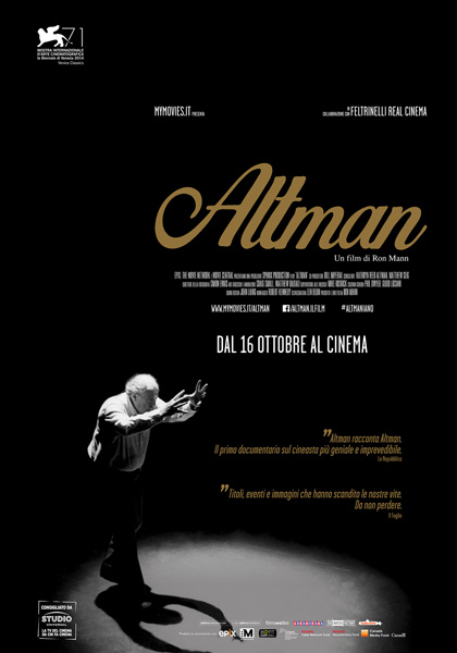 Altman in streaming & download