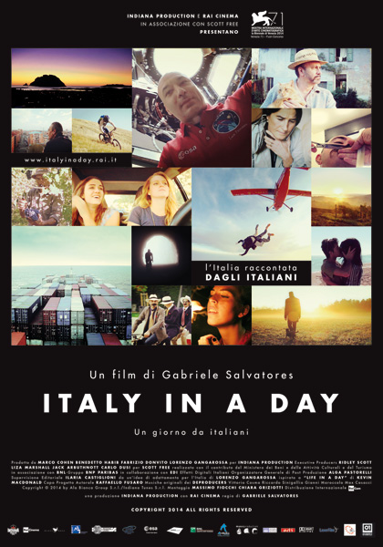Italy in a Day – Un giorno da italiani in streaming & download