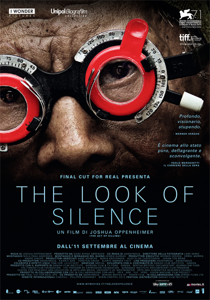 The Look of Silence in streaming & download