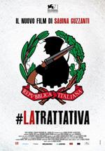 Locandina La Trattativa Stato Mafia