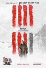 Poster The Hateful Eight  n. 1