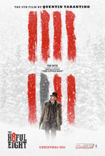 Poster The Hateful Eight  n. 2
