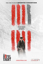Poster The Hateful Eight  n. 4