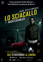 Locandina Lo sciacallo - The Nightcrawler