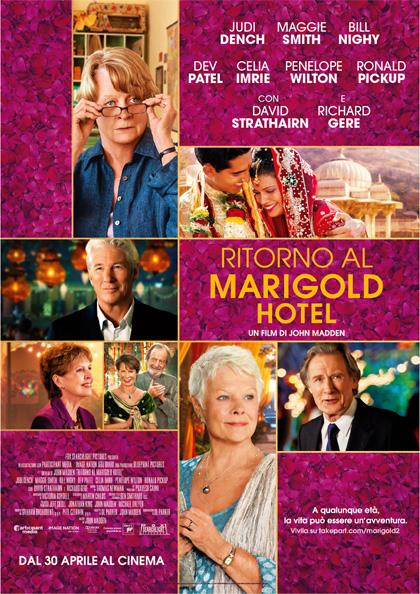 Ritorno al Marigold Hotel DOWNLOAD ITA – BRRip (2015)