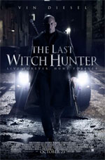 Poster The Last Witch Hunter - L'ultimo cacciatore di streghe  n. 4