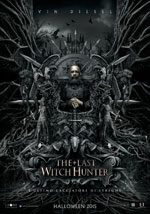 Poster The Last Witch Hunter - L'ultimo cacciatore di streghe  n. 5