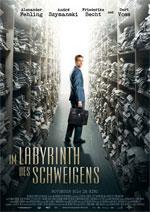 Poster Il labirinto del silenzio  n. 1