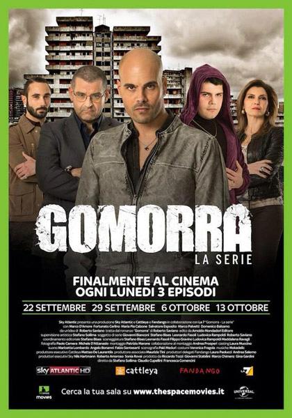 Gomorra: La Serie – Parte 4 in streaming & download