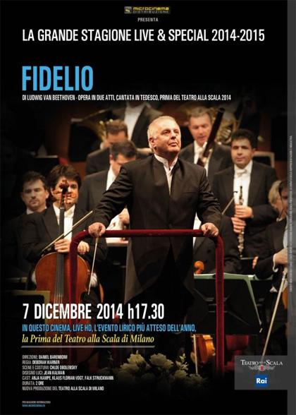 Teatro alla Scala di Milano: Fidelio in streaming & download