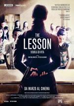 Locandina The Lesson - Scuola di vita