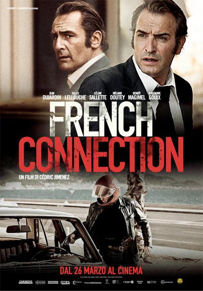 Locandina italiana French Connection