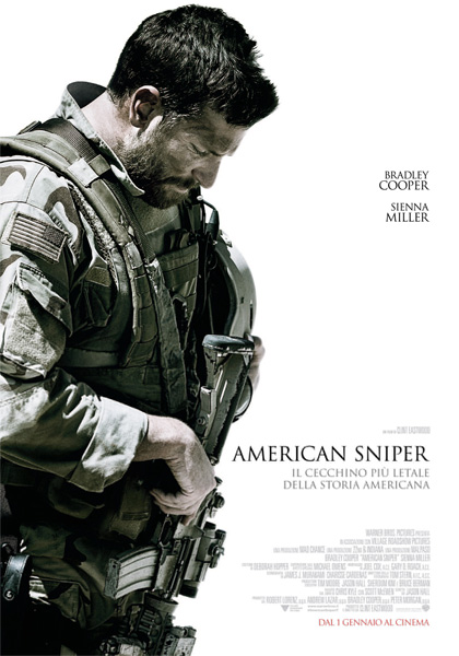 American Sniper in streaming & download