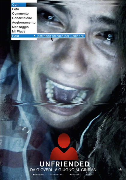Unfriended in streaming & download