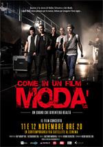 Locandina Modà - Come in un film