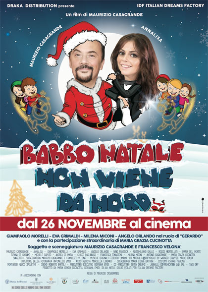 Babbo Natale non viene da Nord in streaming & download