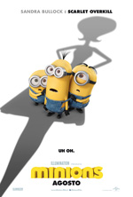 Poster Minions  n. 1