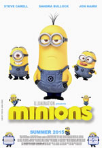 Poster Minions  n. 4