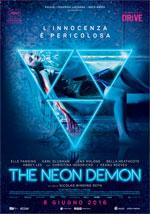 Locandina The Neon Demon