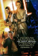 Poster Star Wars: Episodio VII - Il risveglio della forza  n. 1