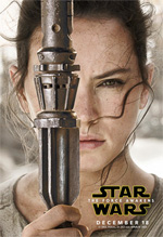 Poster Star Wars: Episodio VII - Il risveglio della forza  n. 4