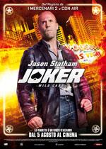 Locandina Joker - Wild Card