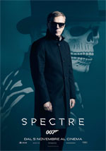 Poster Spectre - 007  n. 7