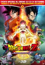 Trailer Dragon Ball Z - La resurrezione di 'F'