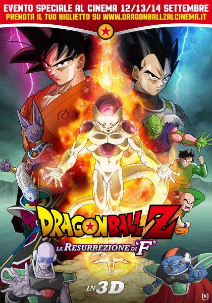 Dragon Ball Z – La resurrezione di 'F' in streaming & download