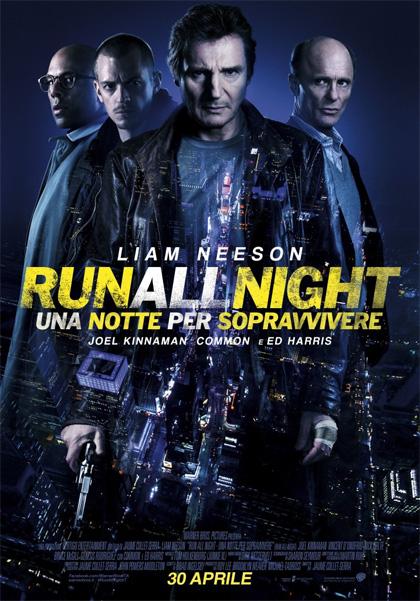 Run All Night – Una notte per sopravvivere in streaming & download