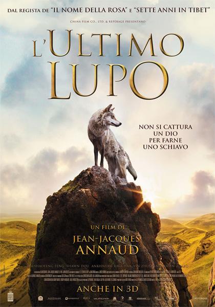 Locandina L'ultimo lupo