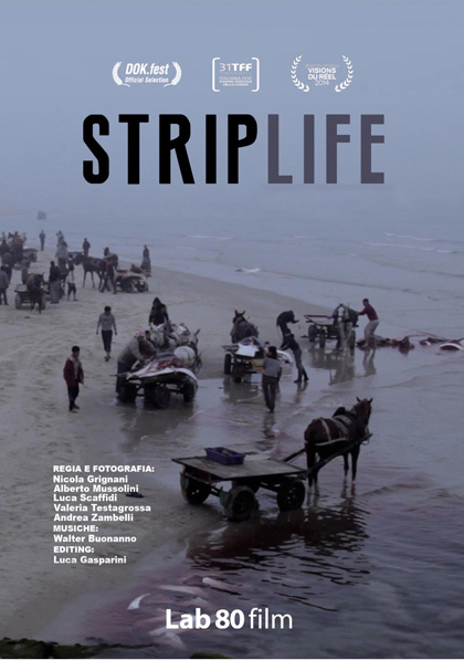 Striplife: A Day in Gaza in streaming & download