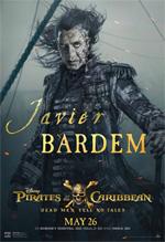 Poster Pirati dei Caraibi - La vendetta di Salazar  n. 5